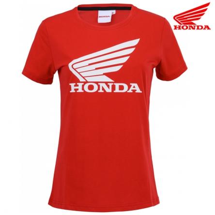 Tričko dámské HONDA CORE 2 20 červené