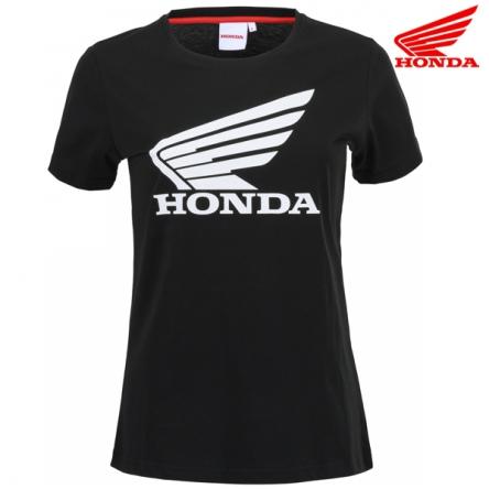 Tričko dámské HONDA CORE 2 20 černé