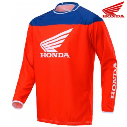 Dres HONDA MX 20 červený