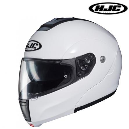Helma HJC C90 PEARL WHITE