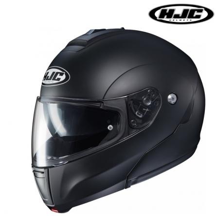 Helma HJC C90 SEMI BLACK