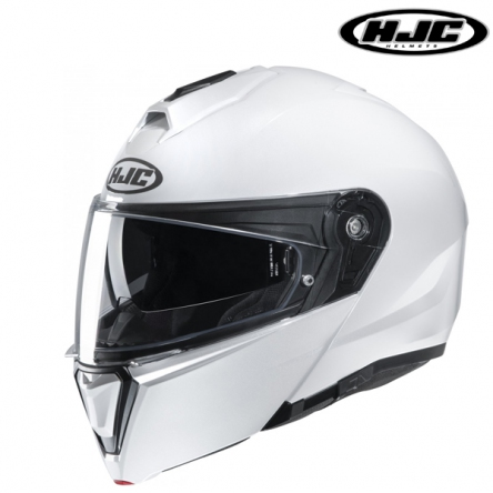 Helma HJC i90 PEARL WHITE