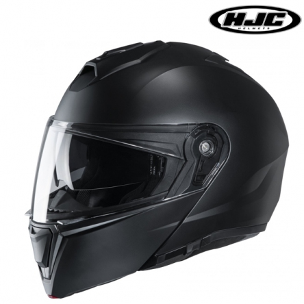 Helma HJC i90 SEMI BLACK