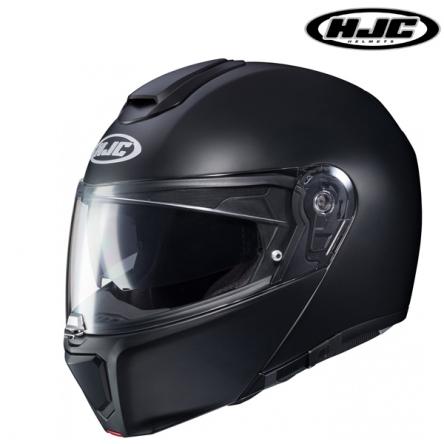 Helma HJC RPHA 90S SEMI BLACK