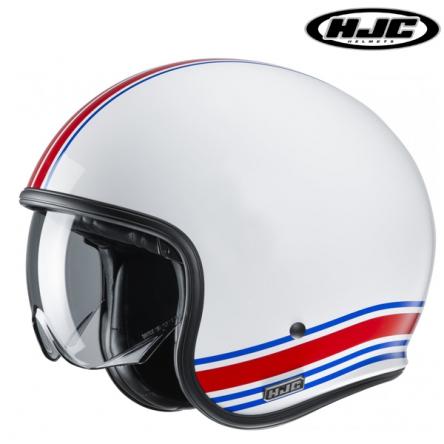 Helma HJC V30 SENTI MC21