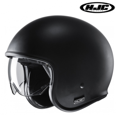 Helma HJC V30 SEMI BLACK