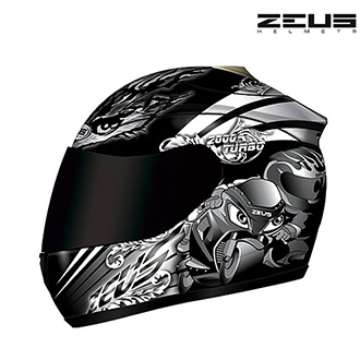 Helma ZEUS STYX TURBO BLACK