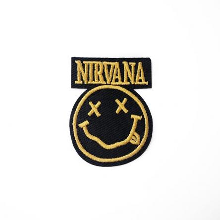 Nášivka Nirvana malá