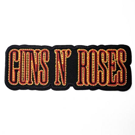 Nášivka Guns n Roses malá