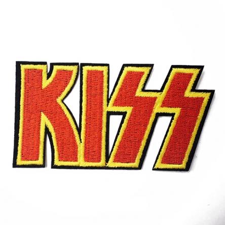 Nášivka Kiss malá