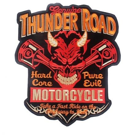 Nášivka Thunder Road velká