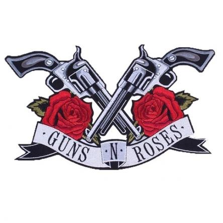 Nášivka Guns n Roses velká