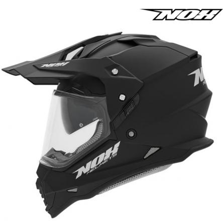 Helma NOX N312 černá matná