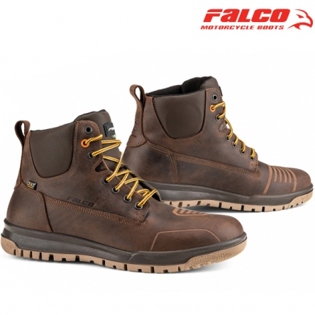 Boty FALCO 874 PATROL DARK BROWN