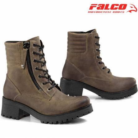 Boty FALCO 662 MISTY ARMY GREEN