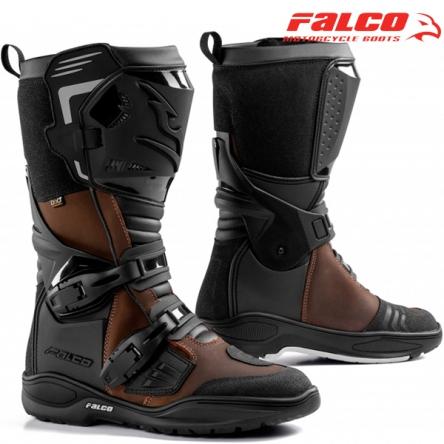 Boty FALCO 415 AVANTOUR 2 BROWN/BLACK