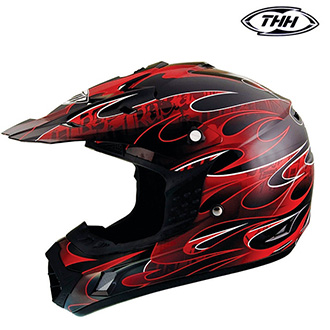 Helma THH TX-12 FLAME RED