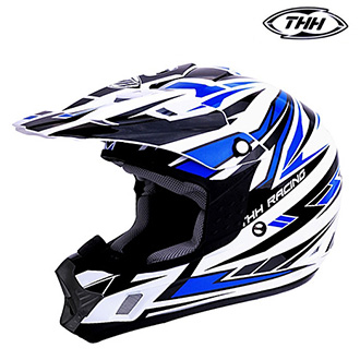 Helma THH TX-12 RACING BLUE - dětská