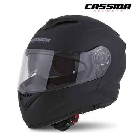 Helma CASSIDA COMPRESS 2.0 černá matná