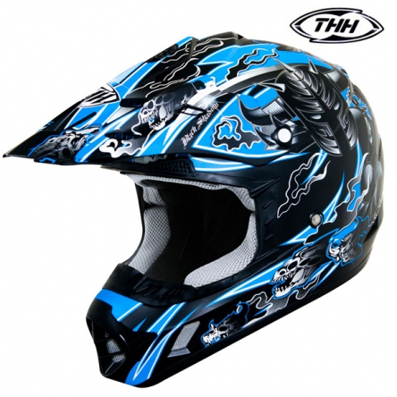 Helma THH TX-12 WARRIOR BLUE