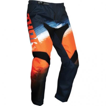 Kalhoty THOR SECTOR VAPOR ORANGE/MIDNIGHT