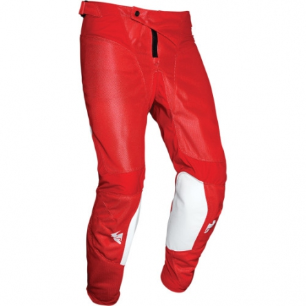 Kalhoty THOR PULSE AIR RAD WHITE/RED