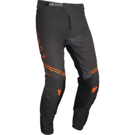 Kalhoty THOR PRIME PRO UNRIVALED CHARCOAL/FLO ORANGE