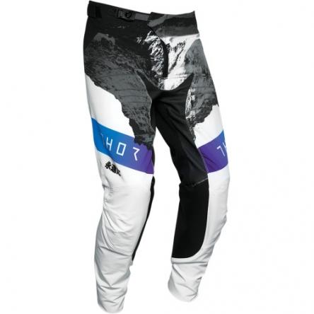 Kalhoty THOR PRIME PRO MESMER WHITE