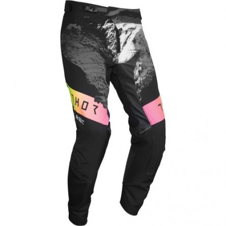 Kalhoty THOR PRIME PRO MESMER BLACK