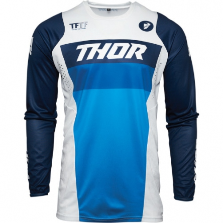 Dres THOR PULSE RACER WHITE/NAVY