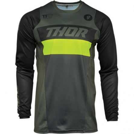 Dres THOR PULSE RACER ARMY GREEN/ACID