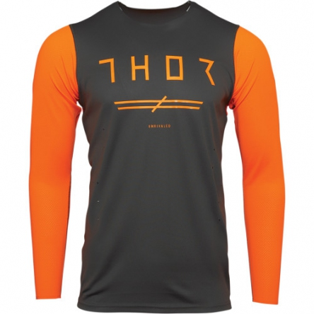 Dres THOR PRIME PRO UNRIVALED CHARCOAL/FLO ORANGE