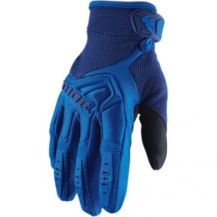 MX rukavice dětské - THOR SPECTRUM S9Y BLUE