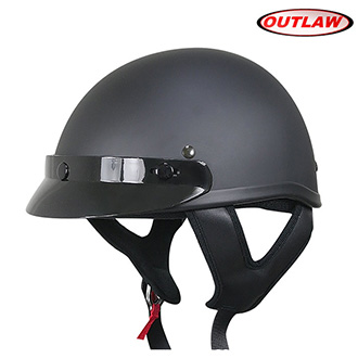 Helma OUTLAW T-70 - černá matná