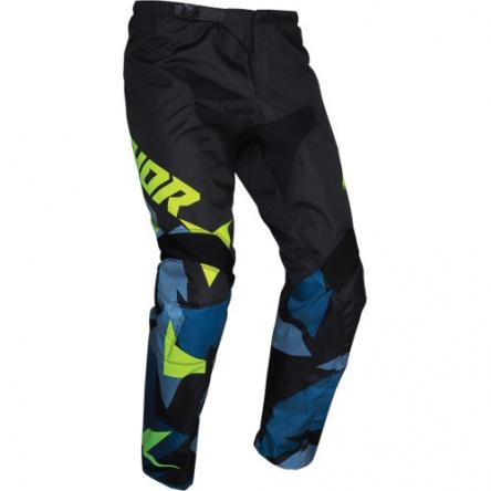 dětské kalhoty THOR YOUTH SECTOR WARSHIP BLUE/ACID