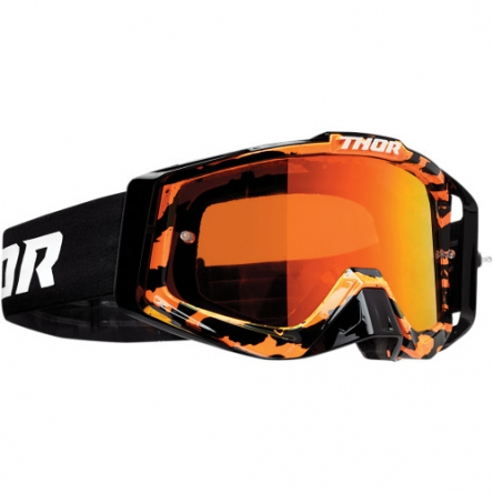Brýle THOR SNIPER PRO RAMPANT ORANGE/BLACK