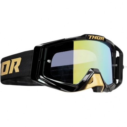 Brýle THOR SNIPER PRO GOLD/BLACK