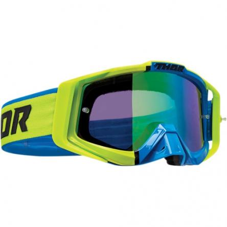 Brýle THOR SNIPER PRO DIVIDE LIME/BLUE