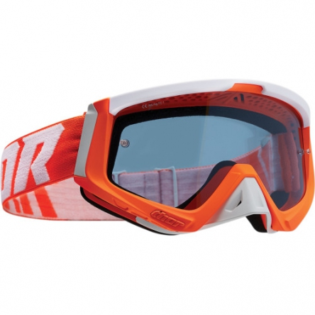 Brýle THOR SNIPER FLO ORANGE/WHITE