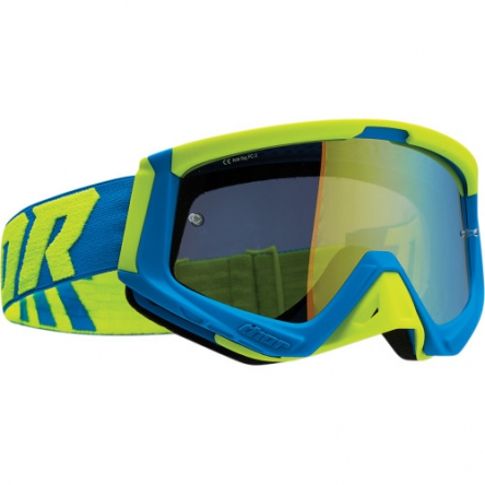 Brýle THOR SNIPER BLUE/FLO ACID