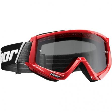 Brýle THOR COMBAT SAND RED/BLACK