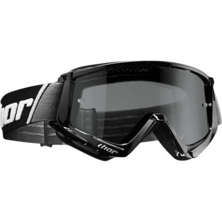 Brýle THOR COMBAT SAND BLACK/WHITE