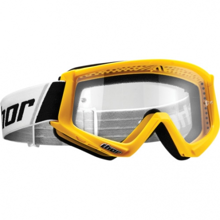 Brýle THOR COMBAT YELLOW/BLACK