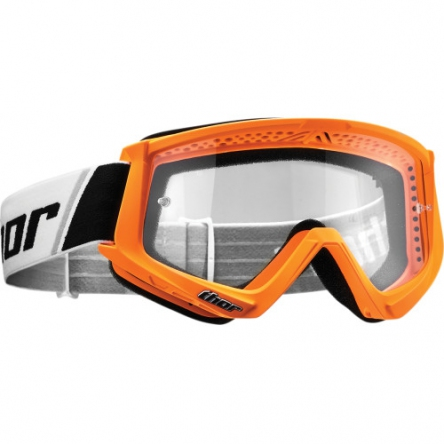 Brýle THOR COMBAT FLO ORANGE/BLACK