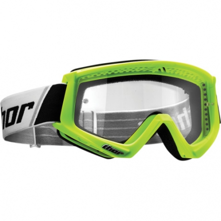 Brýle THOR COMBAT FLO GREEN/BLACK