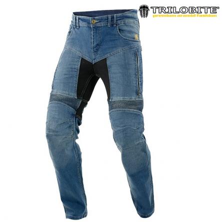Kalhoty TRILOBITE 661 PARADO BLUE SLIM