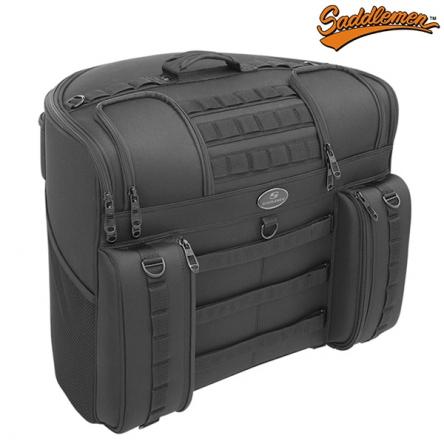 Moto Brašna SADDLEMEN Backrest Tactical BR4100