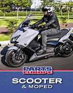 Katalog Scooter and moped